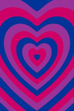 bi hearts