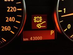 Ten Ways to Kill Your Car Dead - 4. Ignore the brake warning light