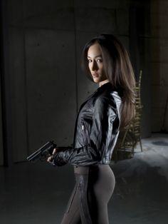 Maggie Q stars as Nikita