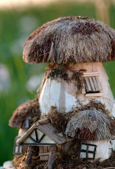 Fairy Gardens & Houses - Wednesday, July 17 @ 1:30pm  Have you ever wanted to create a magical area for fairy folk to frolic? Well, now's your chance! Join us to learn how to make your very own fairy garden. Kids, come create a fairy house! Who knows, maybe it will encourage these magical creatures to take up residence in your garden. . .   Children under 9 must be accompanied by an adult.