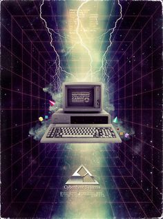 80s Retro Designs Vol 1 by Medusateam , via Behance