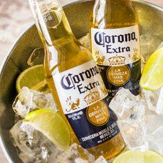 #TimeForCorona Happy Hour, Corona Beer, Beer Bottle, Girl Birthday, Catering, Alcohol, Tasty, Craft Ideas, Drinks