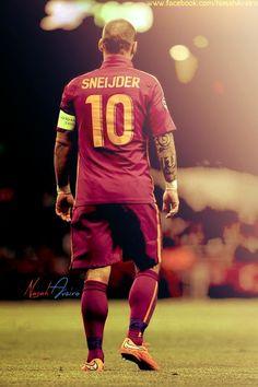 10 デ ═ 一 WS10 (Galatasaray) # WS10 #Sneijder #galatasaray