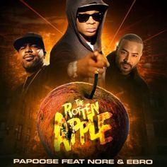 "Hip Hop Internet Radio | SwurvRadio.com | Las Vegas | Los Angeles | Papoose ""The Rotten Apple"" feat. N.O.R.E. (P.A.P.I.) & Ebro #TheIndieBoo..."