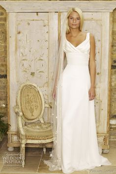 Luxury couture wedding dress designer in London. Phillipa Lepley is known for her timeless style, elegance, balance and sophistication. Classy Wedding Dress, Bridal Wedding Dresses, Designer Wedding Dresses, Wedding Bride, Wedding Ideas, Wedding Stuff, Dream Wedding, Wedding Things, Perfect Wedding