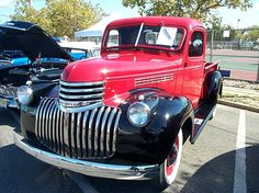 Old Classic Cars and Trucks | Classic Trucks History and Pictures - 1946 Chevy Pickup Truck