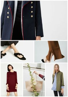 SHOP MY FAVOURITE A/W16 LOOKS WITH PINTEREST - Kat got the Cream