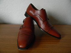 Herring Shakespeare Redwood Double Monks (Hand-crafted in England).  Now in our eBay shop!