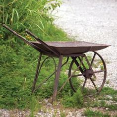1000 images about old rusty things on pinterest planters vintage - 1000 Images About Wheelbarrow On Pinterest Wheelbarrow