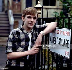 British Actor Adam Woodyatt Stars in the BBC TV soap series 'Eastenders', .