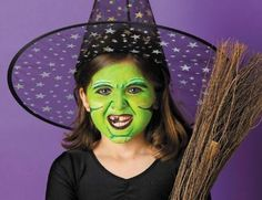 7 ideas for painting face for Halloween