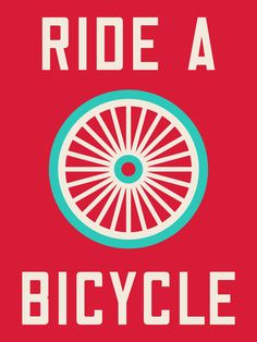 bicycle poster - Buscar con Google