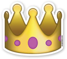 Crown | Emoji Stickers