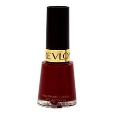 Revlon Nail Enamel in Raven Red
