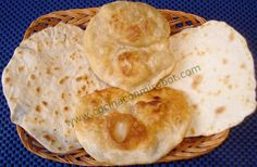 Pan Chapati Thermomix