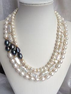 Bead Jewellery, Pearl Jewelry, Jewelry Shop, Gemstone Jewelry, Beaded Jewelry, Jewelery, Handmade Jewelry, Jewelry Necklaces, Jewelry Design