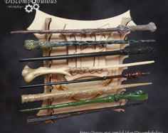 Elder wand stand woodworking pinterest wand for Elder wand display
