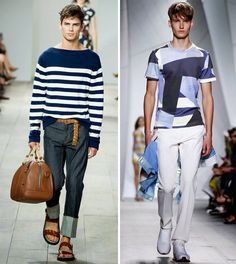 Spring 2015 Mens Fashion Trends: New York Fashion Week Edition image Nautical Fashion Trend Men Spring Summer 2015 001