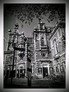 https://flic.kr/p/ySztyE | Stadsschouwburg  (Amsterdam) By:K.J.V.W 2015