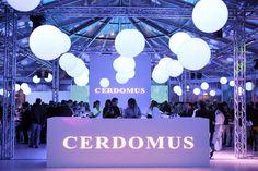 CERDOMUS - Cersaie 2008 Event @Cerdomus Ceramiche Ceramiche Headquarters