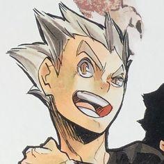 Bokuto Koutarou, Bokuaka, Kuroo, Haikyuu Manga, Haikyuu Fanart, Me Anime, Anime Manga, Haikyuu Characters, Anime Characters