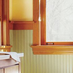 craftsman color palette | craftsman style bathroom with earth toned color palette