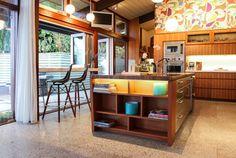 Mid-Century Modern Marvel : kitchen by Native Son Design Studio