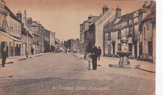 Lymington St. Thomas.