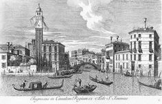 VISENTINI, Antonio - San Geremia and the Entrance of Cannaregio   Flickr - Photo Sharing!