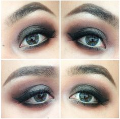 Coastal Scents Revealed 2 palette look 3
