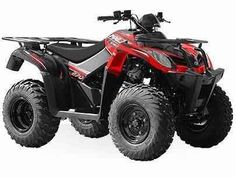 New 2016 Kymco MXU 270 ATVs For Sale in Alabama.