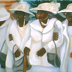 Mothers of the church, Janie McGee
