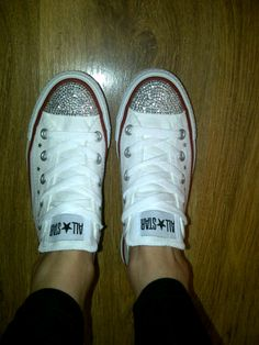 MissHayleyJx 4 days 12 hours ago Twitter: Thank you @CustomSouls for my personalised Cons! #itsallaboutthesparkle