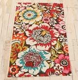 colors that pop...great rug!