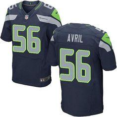 Wholesale nfl Seattle Seahawks Cliff Avril Jerseys