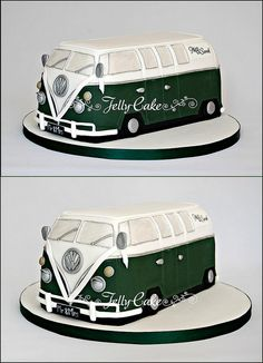 Camper Van Wedding Cake | Flickr - Photo Sharing!