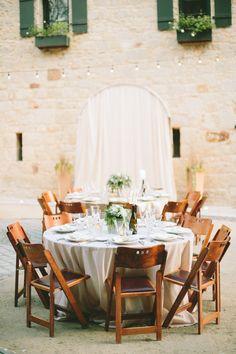 La Tavola Fine Linen Rental: Dupionique Wafer | Photography: Onelove Photography, Event Planning & Design: True Emerald Styling & Planning, Florals: Renee Perasso, Venue: Buena Vista Winery