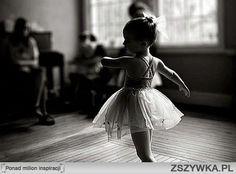 Little ballerina!