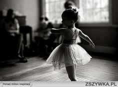 Little ballerina!