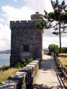 Castillode Bayona Pontevedra España
