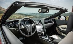 Bentley shows off sportier new Continental GT model | Top Down Auto Blog | an SFGate.com blog