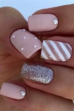 Charming Spring Nail Art Designs Ideas To Try In 2019 - With spring coming o. - Charming Spring Nail Art Designs Ideas To Try In 2019 – With spring coming on it is time to s - Nail Art Designs, Short Nail Designs, Colorful Nail Designs, Nail Designs Spring, Nails Design, Awesome Nail Designs, Nail Design For Short Nails, Silver Nail Designs, Latest Nail Designs