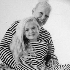 NOA 5 YEARS + MAM IN MARIMEKKO (Annika Rimala, Tasaraita)