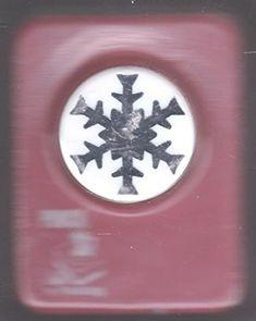 Fiskars CHERRY DELIGHT XL Extra-Large Lever Paper Punch Scrapbooking NIP