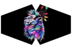 Mask Design, Tattoos, Club, Frases, Printable Masks, Drawings, Stencils, Blinds, Spring Summer