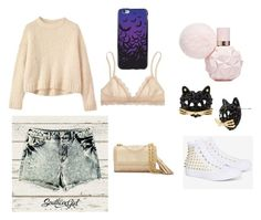 """""""Untitled #16"""" by courtneybear1 on Polyvore featuring Toast, Madewell, Converse, Tory Burch and Betsey Johnson"""
