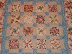 4 patch posies  ( stack n whack ? )
