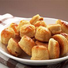 30 perces sajtos pogácsa - www.kiskegyed.hu