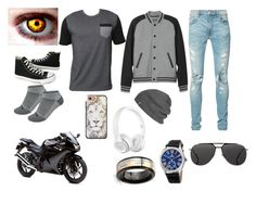 """Apollo"" by kittykat22137 on Polyvore featuring Oakley, Converse, L.L.Bean, Billabong, August Steiner, Casetify, AMIRI, West Coast Jewelry, Outdoor Research and Beats by Dr. Dre"