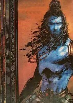 #Shiva #shiv #hindu #art